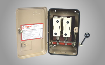 Switch Fuse Unit Double Pole