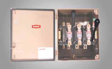 Switch Fuse Unit HRC Type TPN